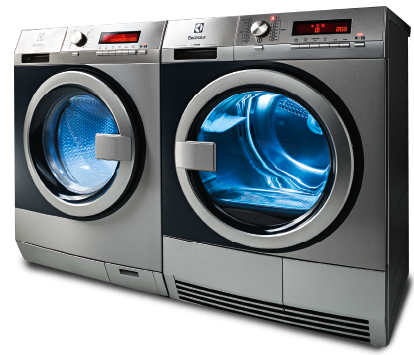 myPRO washer and dryer