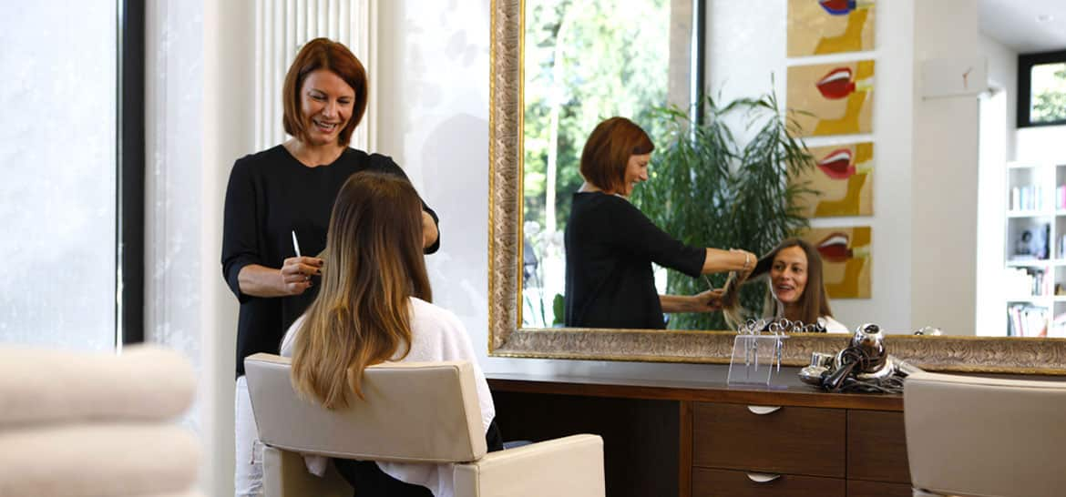 myPROhairdressers and beauty salons